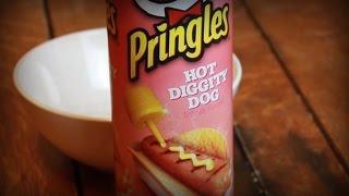 Hot Diggity Dog Pringles Review 149