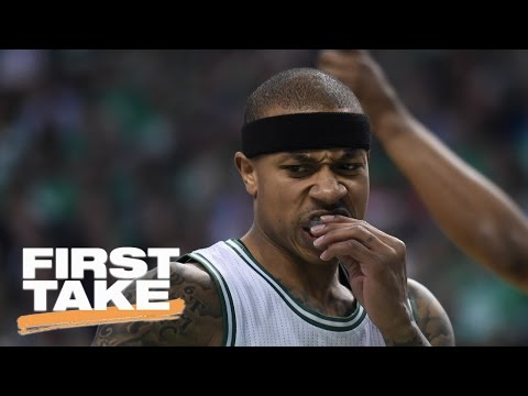 Celtics Can Set Tone With Game 1 Win | First Take | May 17, 2017