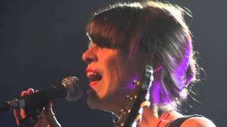 Feist How Come You Never Go There Live Montreal 2012 HD 1080P