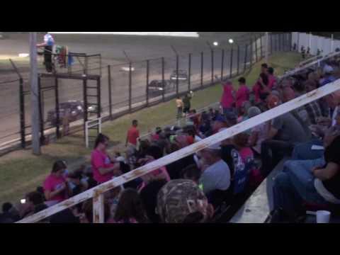 KinzerJanie A Feature 6-24-2017 Caney Valley Speedway