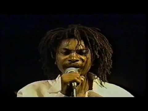 Garnet Silk - Hello Mama Africa ( Live 1994 )