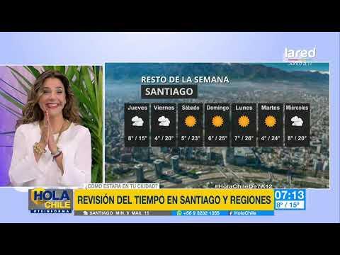 Hola Chile Programa Completo Jueves 09 de Mayo 2019