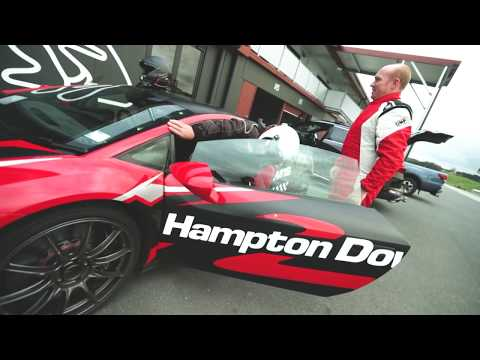 Hampton Downs Lamborghini Supercar Fast Dash
