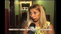 Prostituta é encontrada morta em motel da Rua Guaicurus, no Centro de BH