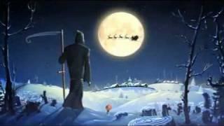 Funny Cartoon Weihnachten