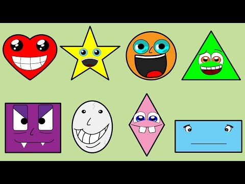 Shapes Song 2