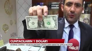 CUNTACILARIN 1 DOLAR ŞİFRESİ?