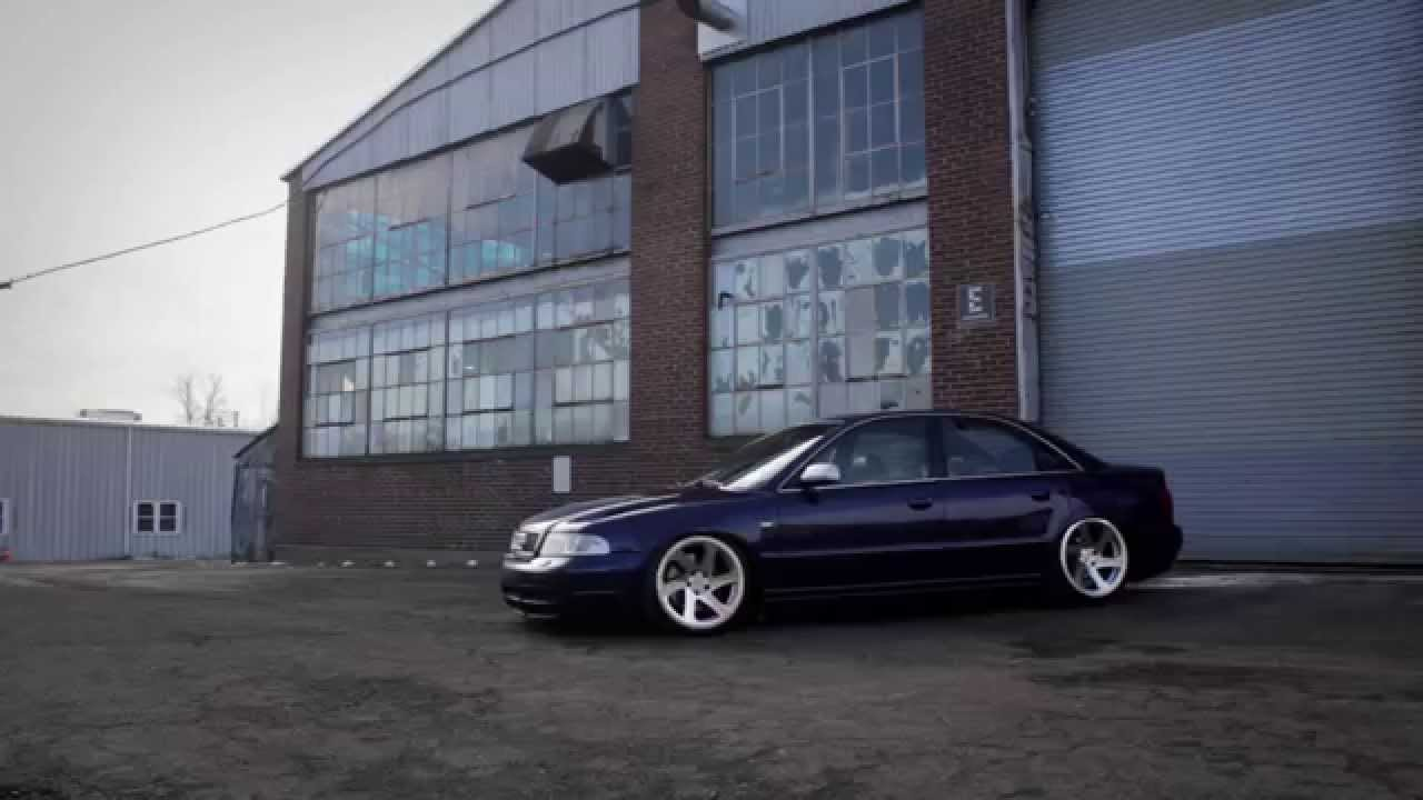 Feature   Built And Bagged 2001 Audi S4