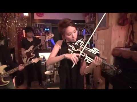 【BOOWY】バイオリンでBAD FEELING、弾いてみた【布袋バイオリン】