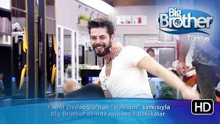 Big Brother Türkiye Evinde Romantik Anlar!