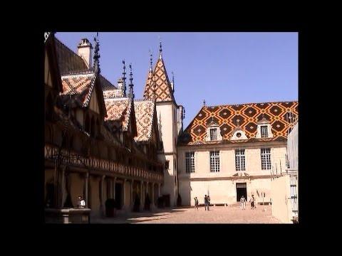 Beaune (France) Hospital since 1443 法國 博訥 古老而著名的慈善醫院