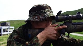 Scout Sniper Training - Japan Ground Self Defense Force (JGSDF)