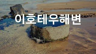 [드론기행] 이호테우해변 용천,원담 오즈모포켓 촬영