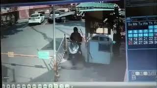 Trộm xe với IQ vô cực    La Cà TV