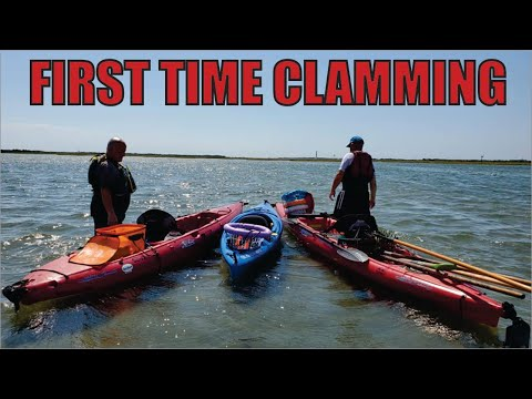 CLAMMING IN NEW JERSEY