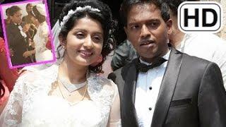 Actress Meera Jasmine Wedding Photos Collection