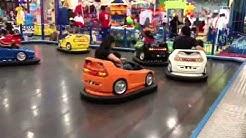 Family time at Sparky's Dalma Mall