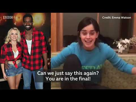 Emma Watson wishes Evanna Lynch for the final of 'Dancing with the Stars'