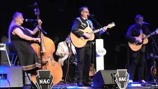 "The Clint Bradley Band Live -   Performing Bob Nolan's ""Tumbling Tumbleweeds"""