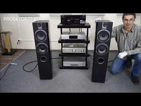 Отличный комплект: AV ресивер Denon AVR-X2500H + Акустика Focal Chorus 716. Рекомендуем!