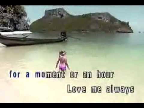 Love Me With All Your Heart    Engelbert H  Karaoke mp4   YouTube