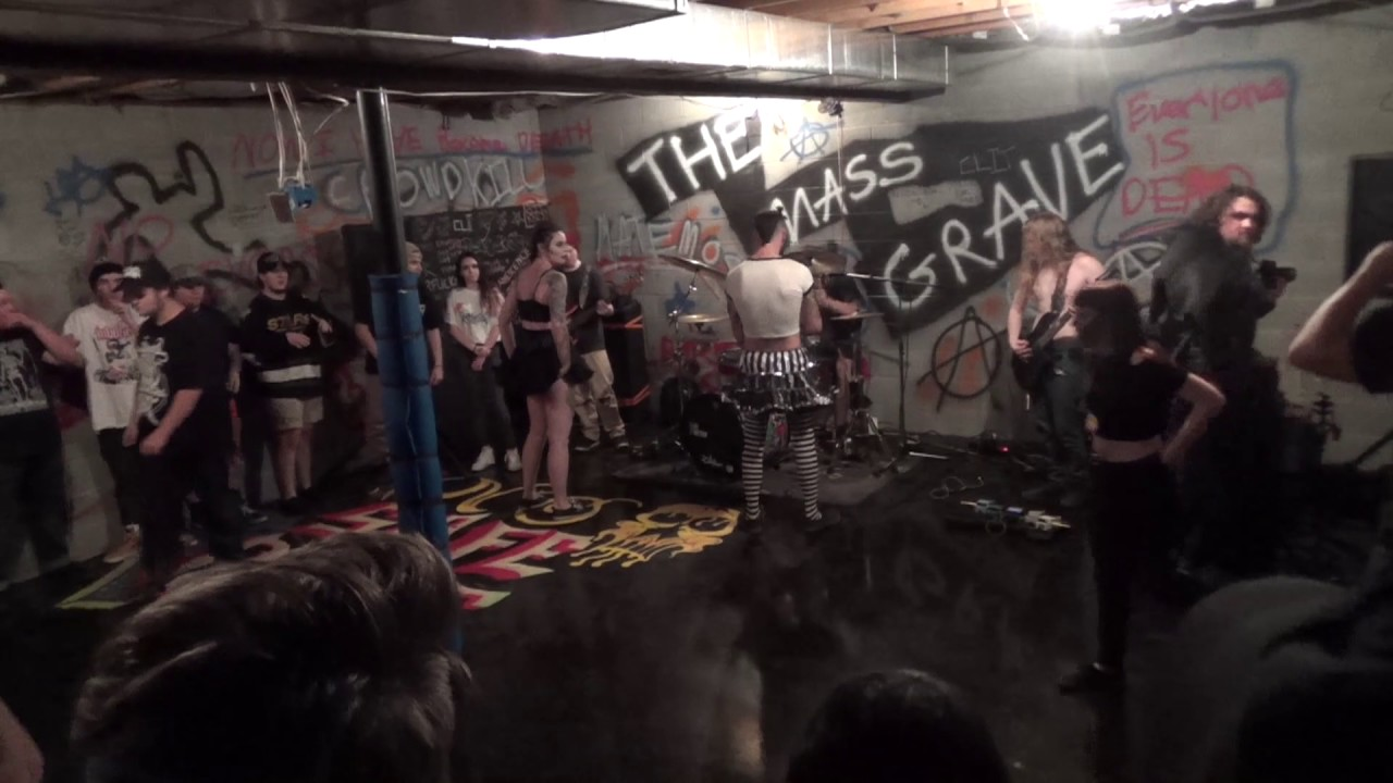 Local Hardcore Venues