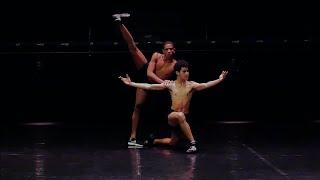 BETWEEN ONE HEAVEN (trailer2021) Choreography Ederson Xavier - Bale do Teatro Basileu e  França