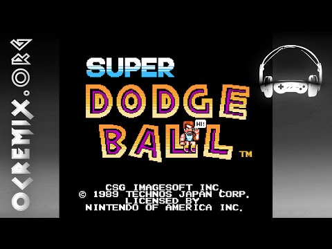 OC ReMix #2306: Super Dodge Ball 'Friendly Fire' [Versus Play] by WillRock & Level 99 - 동영상