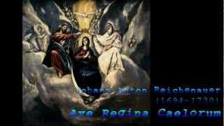 "Nicholas Spanos - ""Ave Regina Caelorum"" by J.A.Reichenauer"