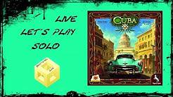 Cuba - [Brettspiel] [Live] [Let's Play] [Solo] - Automa Variante