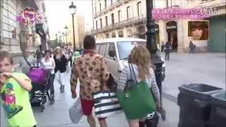 紗栄子 クリス松村 情熱の国スペインでパワー&女子力UP! 4 紗栄子 動画 14