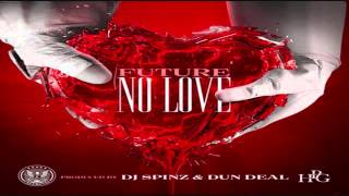Watch Future No Love video