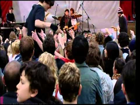 Augie March - One Crowded Hour (Coca Cola Live/Video Hits)
