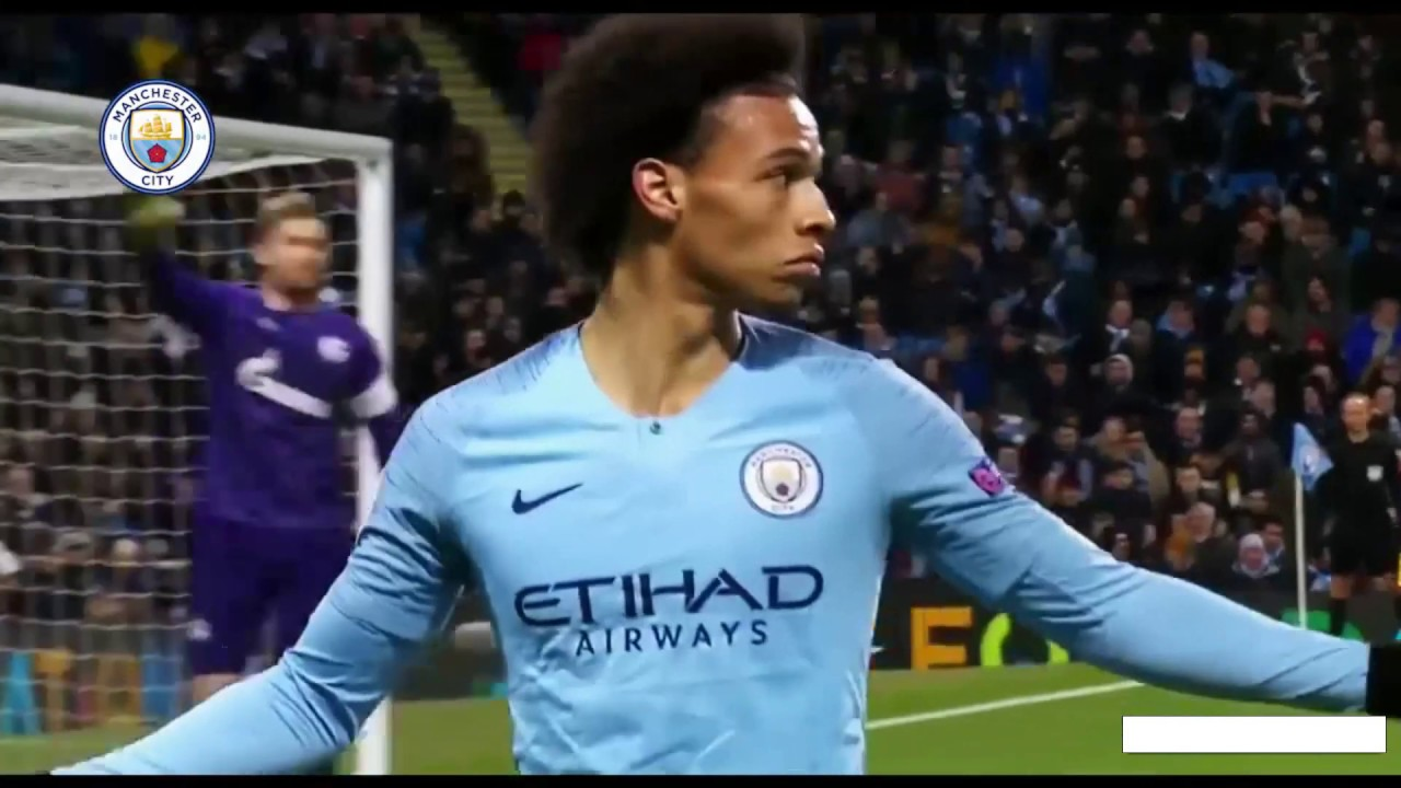 Leroy Sane Tactic And Best Goals Youtube