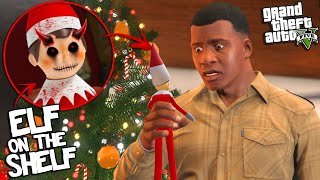 ELF ON THE SHELF has RETURNED to GTA 5