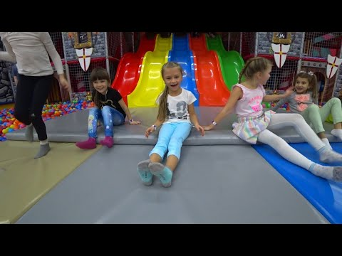 Watch Indoor Playground For Baby - Lo Lo Kids