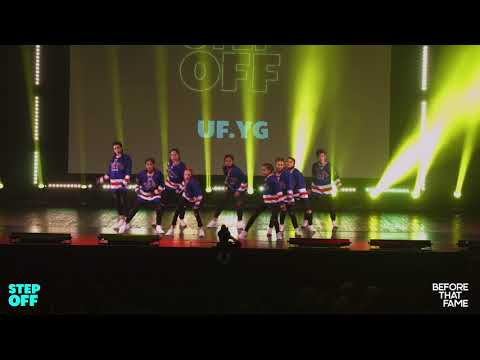 UF. YG (WIDE VIEW) | Step Off 2018 | Young Guns Division