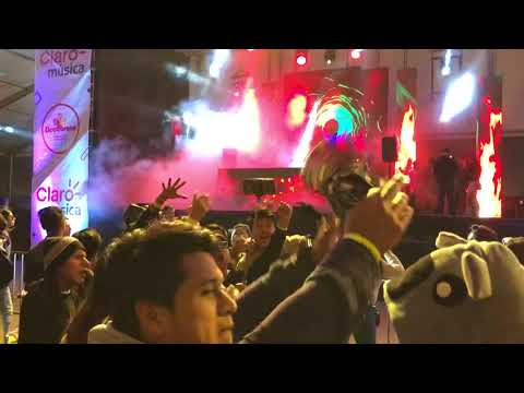 TOLINCHILOVE @ ELECTROSONO 2018 CROWD VIDEO