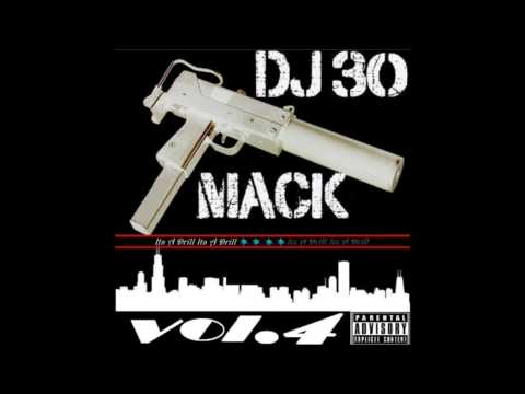 ChiRaq Drill MIX Dj 30 Mack Its a DRILL vol 4