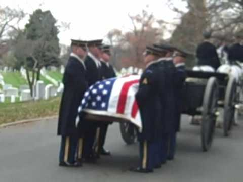 Full Military Honors  Arlington National Cemetery