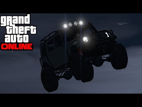 Grand Theft Auto V Storable Merryweather Mesa Spawn Location