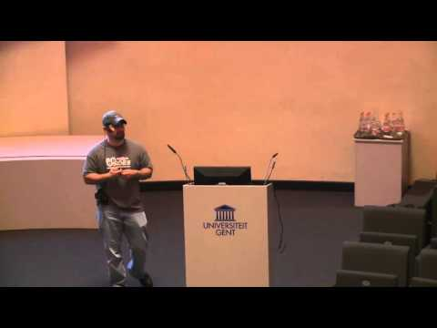 BruCON 0x07 - Creating REAL Threat Intelligence ... with Evernote - L. Grecs