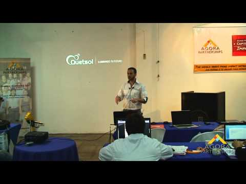 Impact Investor Conference: Quetsol's Pitch
