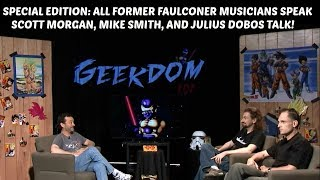Dragon Ball Z English Dub Faulconer Music Productions CREW INTERVIEW - ICONS