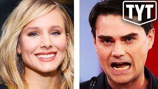 Ben Shapiro Freaks Out About Kristen Bell