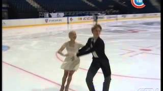 Чемпионат Беларуси по фигурному катанию завершился в Минске