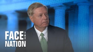 "Graham says he has ""zero problems"" with Trump-Ukraine call"