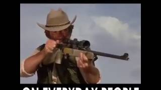 Video DailyFUNny Video | Video Lucu Harian: Chuck Norris' Funny Compilation Shooting Sniper Skill download MP3, 3GP, MP4, WEBM, AVI, FLV Oktober 2019