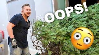 CHRISTMAS TREE PROBLEM!