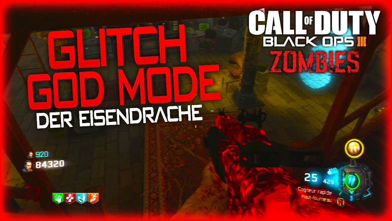 How to get god mode on zombies ps3 — photo 1